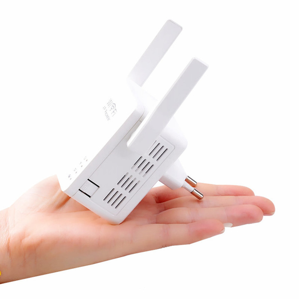 100% Newest 300M 802.11n/b/g Network Wireless WiFi repeater Router WLAN Repeater WiFi Antennas Signal Boosters Range Extender(China (Mainland))