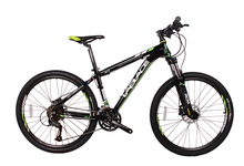 Laplace X3 Speed road mountain bike 27 speed 26 inch double disc bicicleta high quality tire complete bike suspension bicycle(China (Mainland))