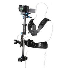 Buy 5--8kg Pro Carbon Fiber Steadicam Set Camera Stabilizer Vest Arm Video Camera DSLR for $650.00 in AliExpress store