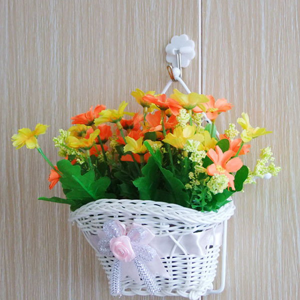 Artificial Flower Baskets Online : Get cheap silk hanging baskets aliexpress