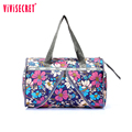 Foldable WaterProof Nylon Travel Bag Unisex Luggage Travel Duffle Large Capacity Bag Women Folding Handbags