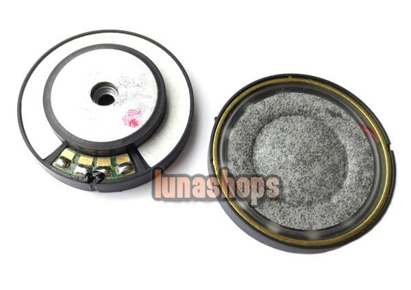 1 Pair Dia 40mm Repair Parts Speaker Unit For Earphone headset LN002865<br><br>Aliexpress