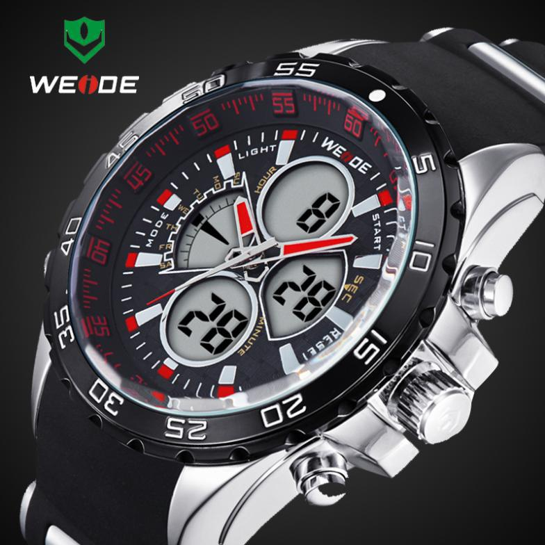 WEIDE 3ATM wh/1103/5 WH-1103-5 weide 3atm wh3302black