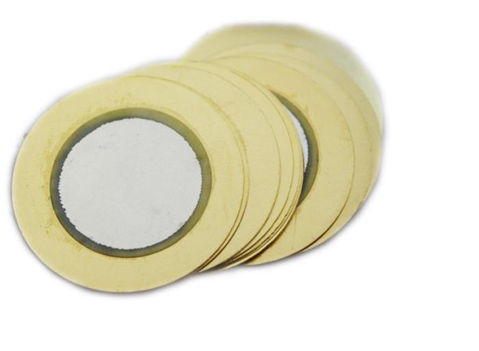 F04624 Electronic Components accessories:100pcs 27mm Piezoelectric Ceramic pieces Copper Buzzer Film Gasket<br><br>Aliexpress
