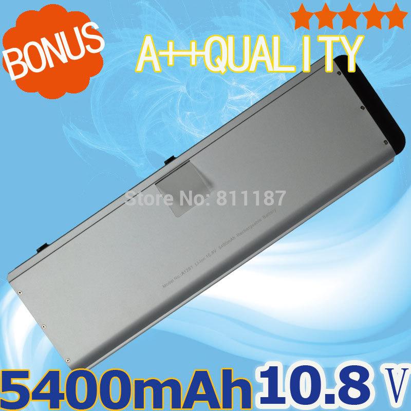 "Гаджет  10.8V 5400mAH  Battery For Apple A1281 A1286 (2008 Version) MB772 MB772*/A MB772J/A MB772LL/A For MacBook Pro 15""  None Компьютер & сеть"