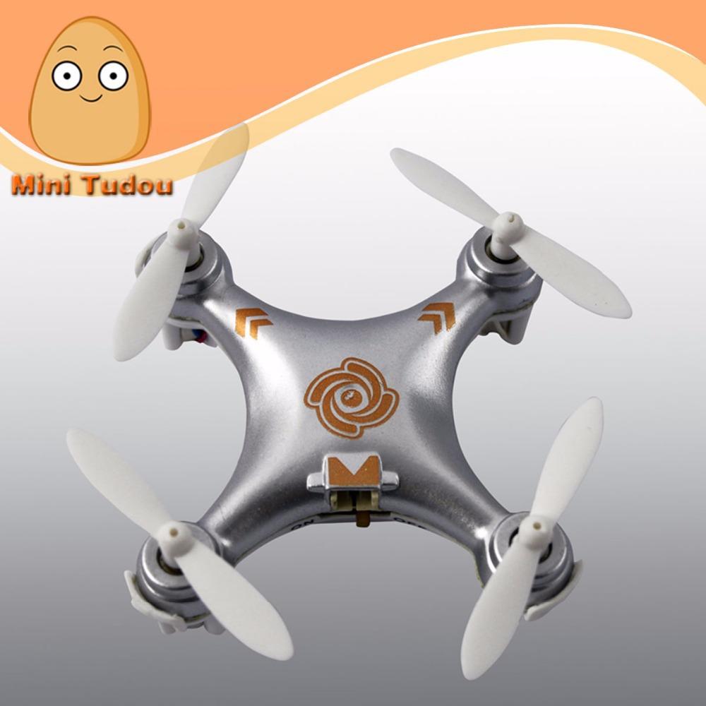Minitudou Helicopter Radio Control Cheerson CX-10A CX-10 Mini Drone Quadcopter Kit RC Toys For Big Boy(China (Mainland))