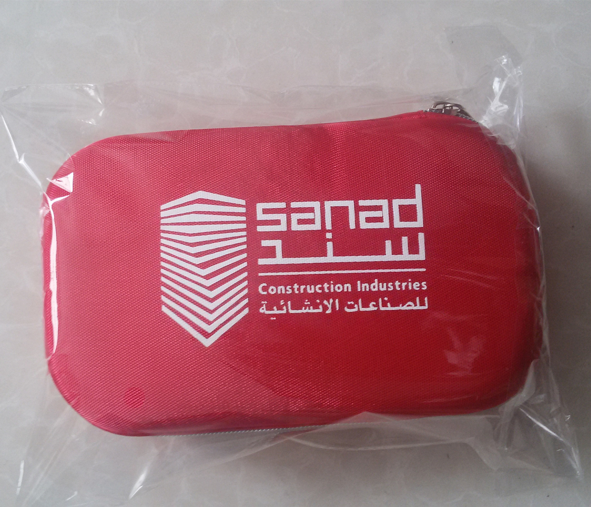 Manufacturers wholesale construction site first aid kit EVA can be customized LOGO(China (Mainland))