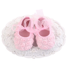 Cheap Baby Girl Flower Shoes,Sapatos Baby, Newly Born Babies Shoes,Infant Girl Footwear,Soft Chaussure Fille,Bebe Boots,#A0010(China (Mainland))