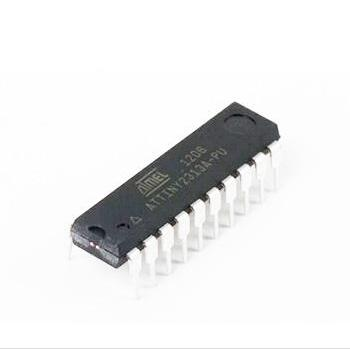 Hot sales ATMEL ATTINY 2313 ATTINY2313-20PU DIP-20 MCU AVR CHIP IC(China (Mainland))