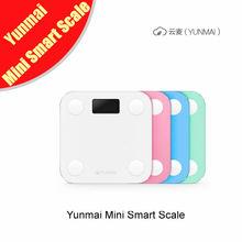 Original Yunmai Mini Smart Weight Scale Digital Scale Body Fat Scale Health Scale weight fat measuring Support Bluetooth 4.1(Hong Kong)