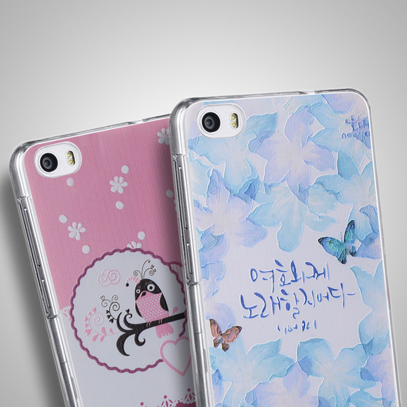 Free shipping for Huawei Honor 6 soft case 5 inch cover Fashion cute cartoon design cell phone cases covers(China (Mainland))