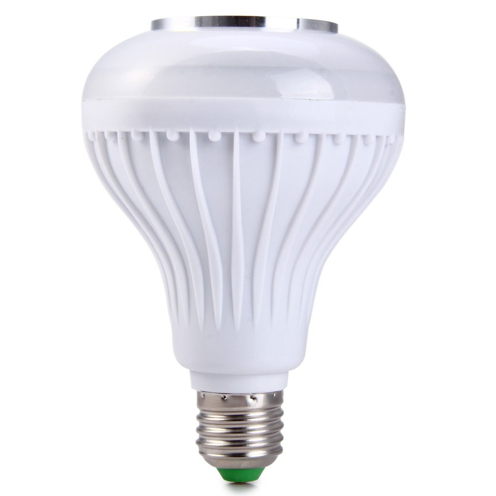 2016 e27 light bulb intelligent intelligent for Led light bulb with built in bluetooth speaker