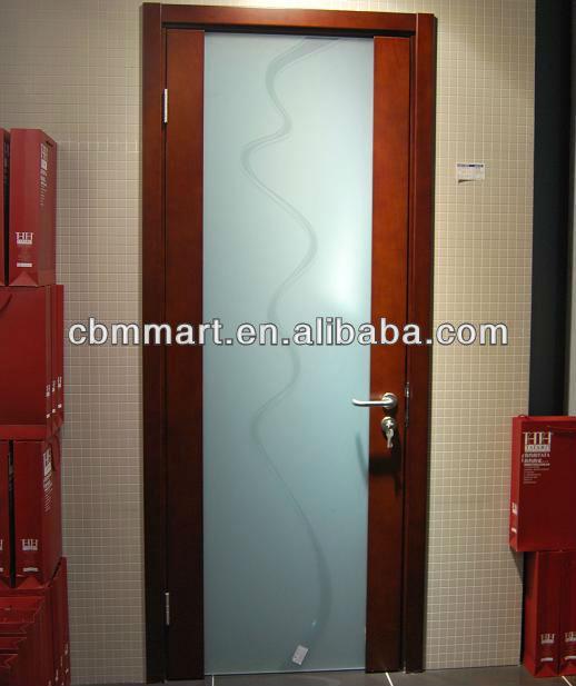 solid wooden door(China (Mainland))