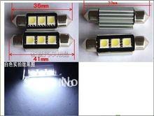 Plaque d'immatriculation 3 SMD LED M5 E39 528i 530i 540i(China (Mainland))