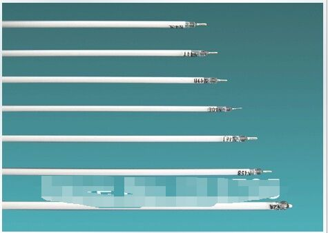 "445MM *2.4mm CCFL tube Cold cathode fluorescent lamps for 20"" 20.1"" widescreen LCD monitor(China (Mainland))"