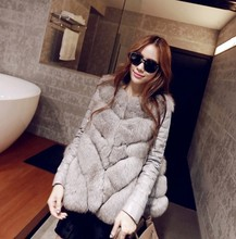 2016 winter high fashion women's luxurious faux fur coat Socialite thick warm leather jacket parkas Top quality for lady(China (Mainland))