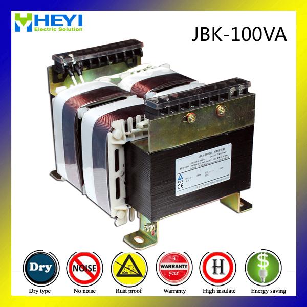 Jbk 100va tipo seco transformador 220 v 380 v precio - Transformador electrico precio ...