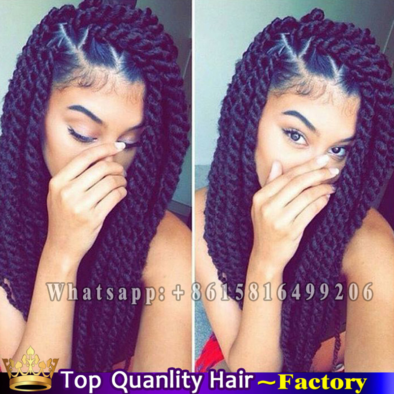 Crochet Box Braids For Sale : sale salon Top quality Kanekalon Havana Mambo Crochet Twist Box braids ...