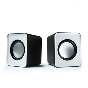 AV010 desktop mini speaker 2.0usb notebook small audio portable subwoofer  -  Wings Digital Store store