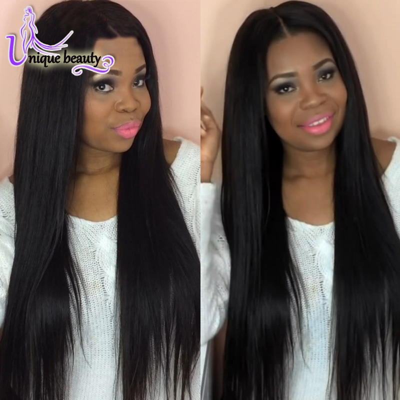 Mink Brazilian Hair 7A Unprocessed Brazilian Virgin Hair Straight 4 Bundles Halo Lady Hair Straight Brazillian Virgin Hair