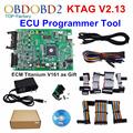 High Quality KTAG V2 13 Master Version Hardware V6 070 OBD2 ECU Programmer Tool KTAG V2