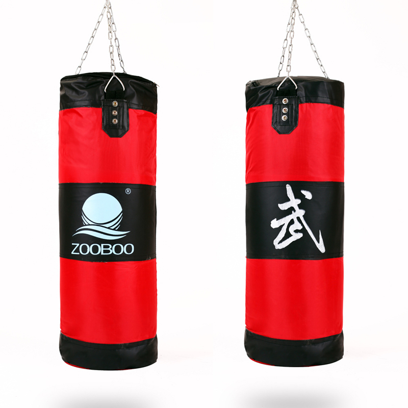 Kick Pad Boxing Bag Gloves Socks Ankle And Wrist Weights Punching Bag Bolsa de Arena de Boxeo 120CM(China (Mainland))