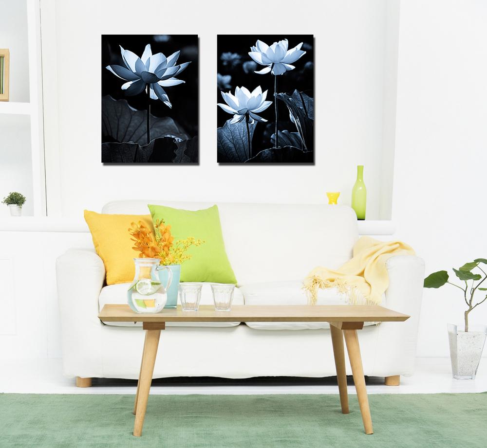 Koop nevel gedrukt op de goedkope canvas moderne kunst schilderijen slaapkamer - Schilderij slaapkamer kind ...