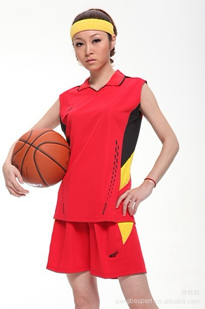 women's magpie female models girls basketball clothes suit training wear clothes women's basketball team set print resolution(China (Mainland))