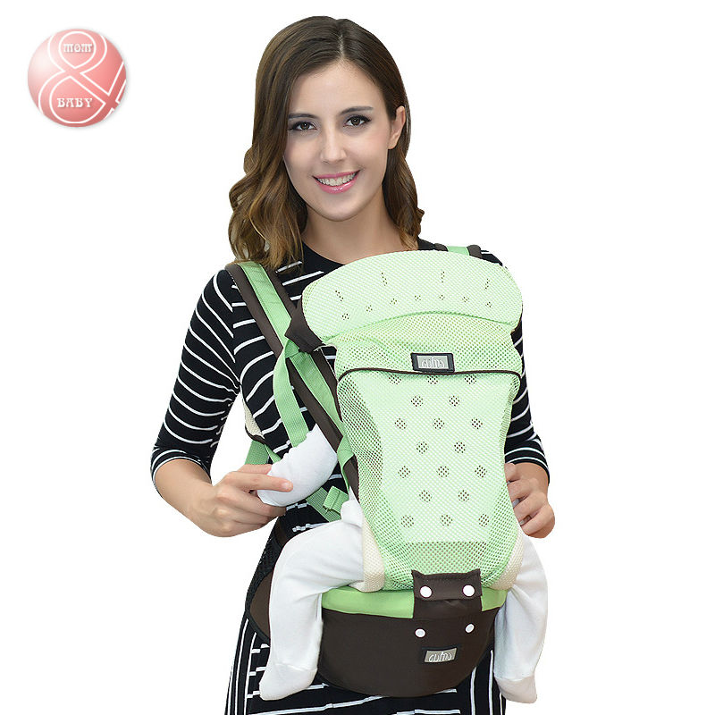 2015 New Four Position font b Baby b font Carrier Infant Carrier Backpack Kid Carriage Toddler