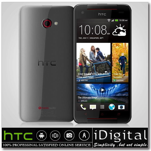 "Original Unlocked HTC Butterfly Droid DNA X920e Mobile Phone Quad-core 1.5GHz 2GB 16GB 5"" Super LCD 3 Android 4.2 3G Refurbished(China (Mainland))"