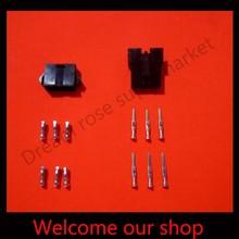 20 компл. 6Pin / способ проводки штекер электрический разъем 2.54 мм SM-6P комплект JST2.54 электрический соединитель для e-новые велосипед / автомобиль