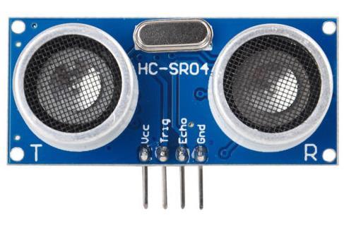 Hc-sr04 módulo ultrasónico Sensor ultrasónico HCSR04 distancia módulo de medición para PICAXE microcontrolador Arduino UNO HC SR04(China (Mainland))