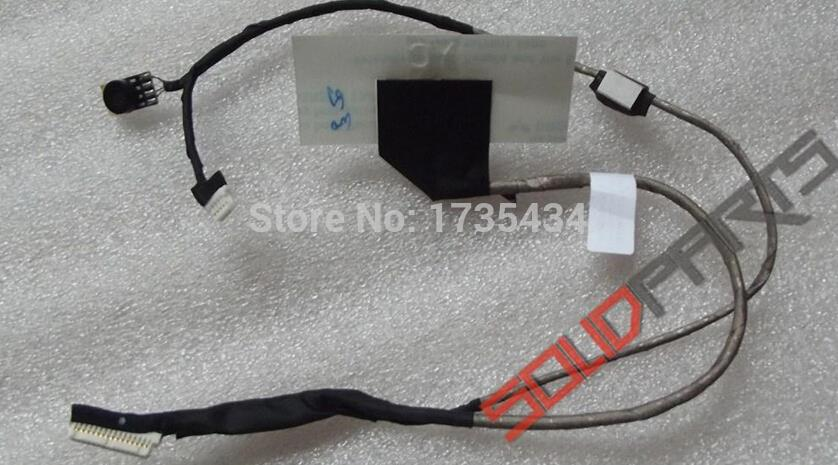 New For Acer Aspire One AOD250 D250 KAV60 DC02000SB10 LCD Video Cable(China (Mainland))