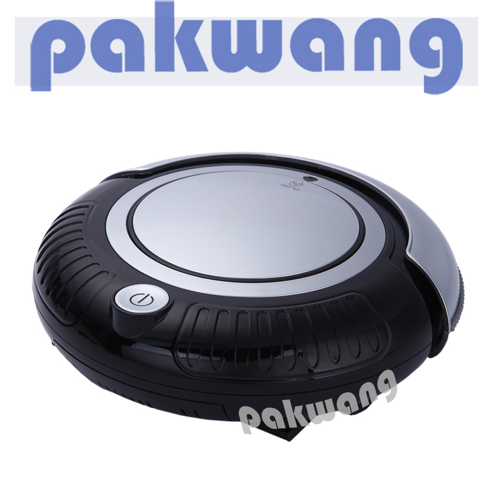 Dry Automatic Intelligent Vacuum Cleaner SQ-K6L with three cleaning route Mini robotic vacuum cleaner(China (Mainland))