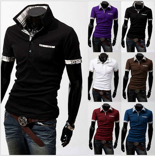 Designer Discount Men's Clothing Shirts Cheap Mens Designer