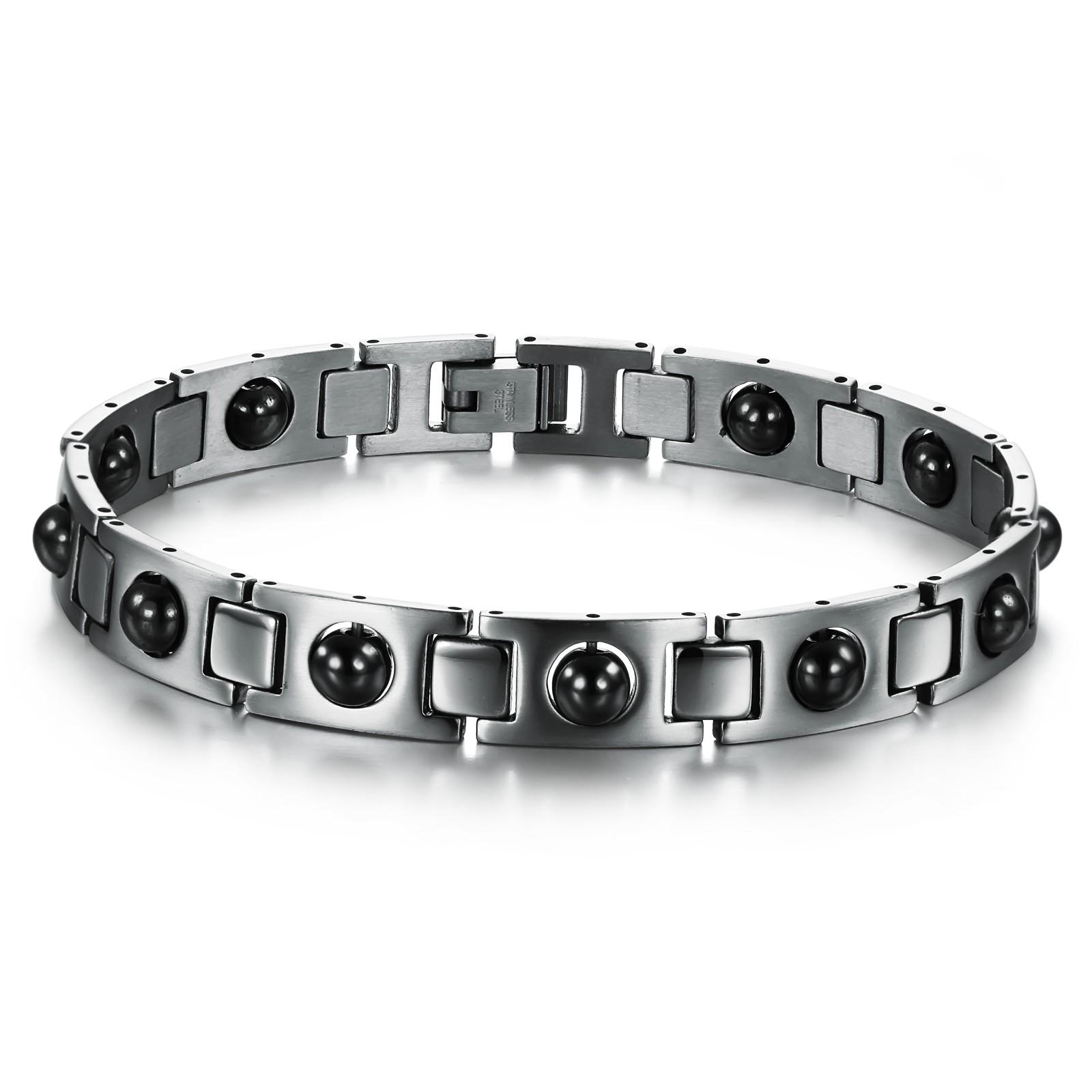 belt magnetic health care bracelet titanium gs635 - CN Jewelry Trade Co., Ltd. store