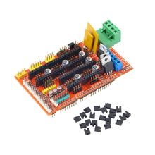 Hot Worldwide 1set 3D Printer Control Board Printer Control for RAMPS 1.4 DIY kit