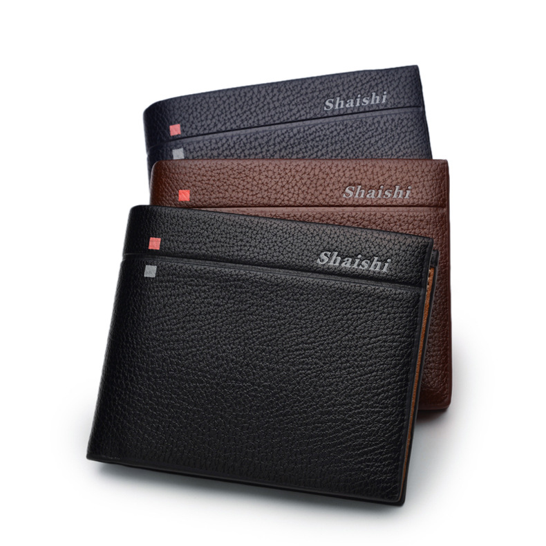 New arrival High quality PU leather magic wallets fashion designer men money clip retail and wholesale(China (Mainland))