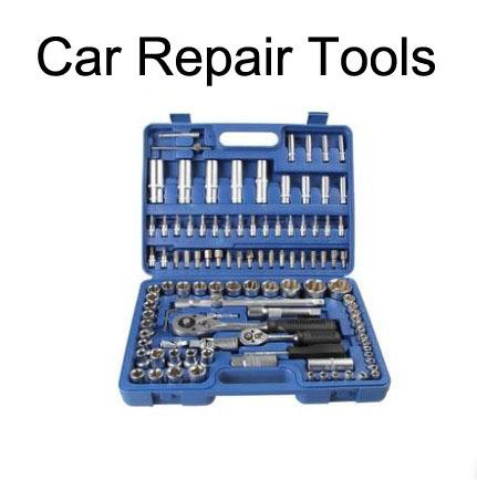108pcs socket set car repair tools ratchet wrench spanner set hand tools combination tool kits auto tools 108