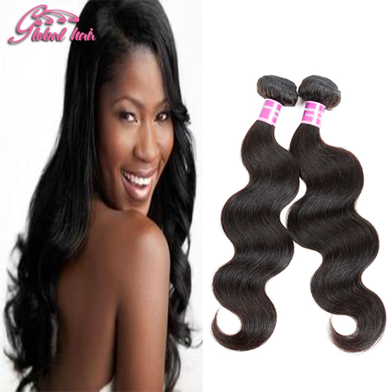 7a Malaysian body wave virgin hair 2 bundles cheap Malaysian human hair 100% unprocessed halo long body wave hair extensions<br><br>Aliexpress