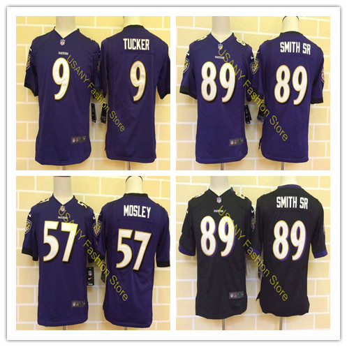 2016 NO1 Youth's New arrival @1 Style Baltimore @1 Ravens @1 free shipping Jer Stitched logo,ship out fast(China (Mainland))