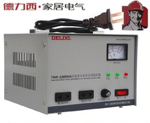 Delixi single-phase AC voltage regulator TND-1KVA1000W refrigerator 1000VA computer special offer sales promotion(China (Mainland))