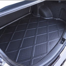 High quality+ Citroen c2 trunk mats c3 c4 c5 c6 special mat luggage pads - Automotive supplies franchise stores store