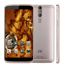 מקורי zte axon mini טלפון נייד b2016 3 gb 32 gb 5.2 אינץ MSM8939 אוקטה Core 1.5 GHz אנדרואיד 5.1 FHD 1920x1080 13MP טביעות אצבע(China (Mainland))