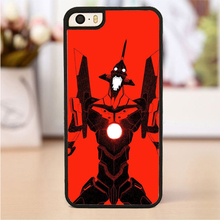 Neon Genesis Evangelion housing cell cover case for iphone 4 4s 5 5s 5c SE 6 6s & 6 plus 6s plus cas&TO2944