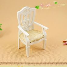 1:12 Cute MINI Dollhouse Miniature Furniture accessories chair(4)(China (Mainland))