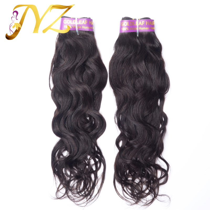 Cheap Brazilian Natural Wave 2Pcs/ Lot 6A Grade 100% Unprocessed Human Hair Bundles Brazilian Virgin Human Hair <br><br>Aliexpress