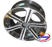 brand new 14x6 14x8 aluminum alloy rim  for buggies ,quad ,atvs ,go karts, off road vehicles(China (Mainland))