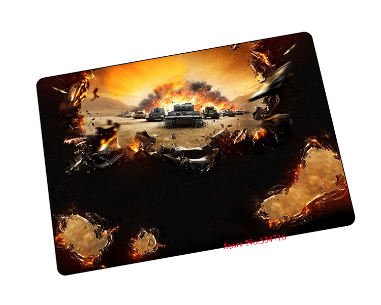 wot of tank mousepad Colourful gaming mouse pad Christmas gifts gamer mouse mat pad game computer desk padmouse keyboard mats(China (Mainland))