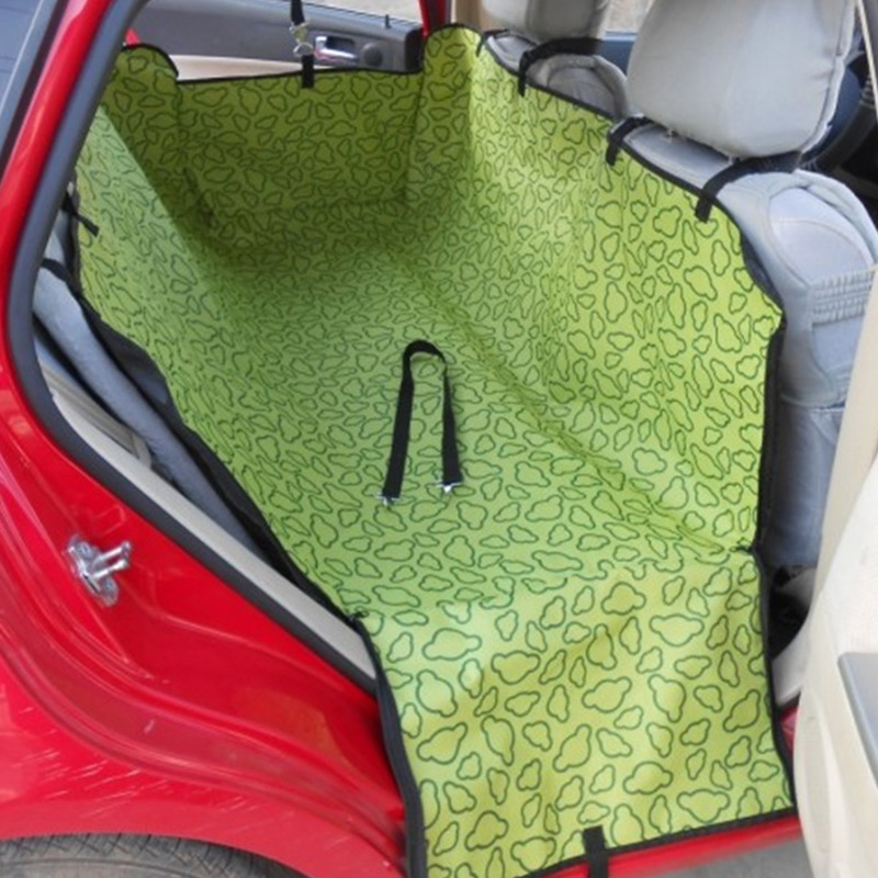High Quality Pet Dog Cat Car Rear Back Seat Carrier Cover Pet Dog Mat Blanket Cover Mat Hammock Cushion Protector 3 Colors D0040(China (Mainland))